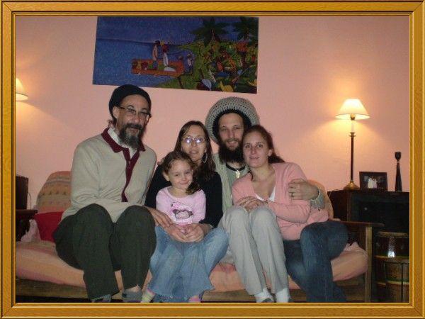 Fotolog de makeda: Con Norber E Inés En Casa